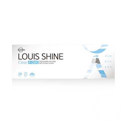 Louis Shine,Clear lens