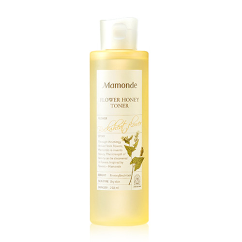 MAMONDE,Flower_Honey_Toner