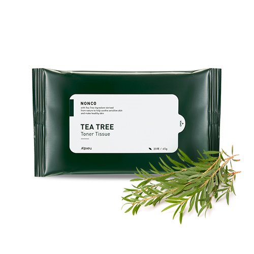 APIEU,NonCo_Tea_Tree_Toner_Tissue