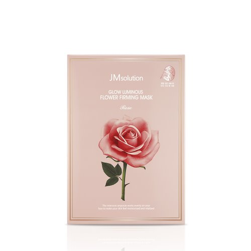 JM_solution,Glow_Luminous_Flower_Firming_Mask