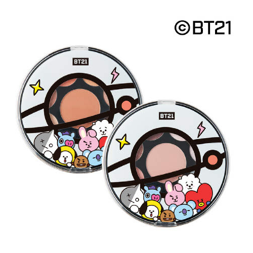 VT_COSMETICS,BT21_Eyeshadow_Palette