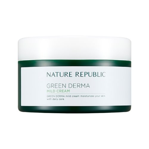 NATURE_REPUBLIC,Green_Derma_Mild_Cream