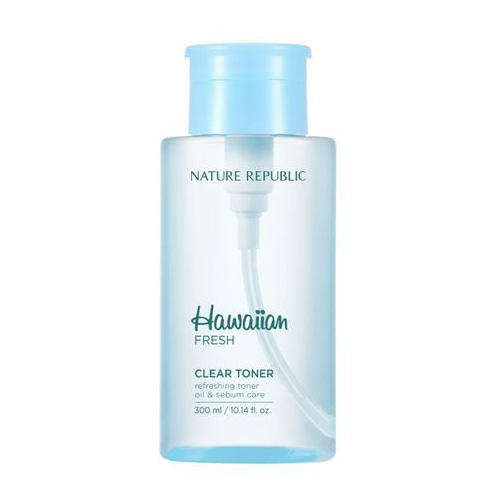 NATURE REPUBLIC,Hawaiian Fresh Clear Toner