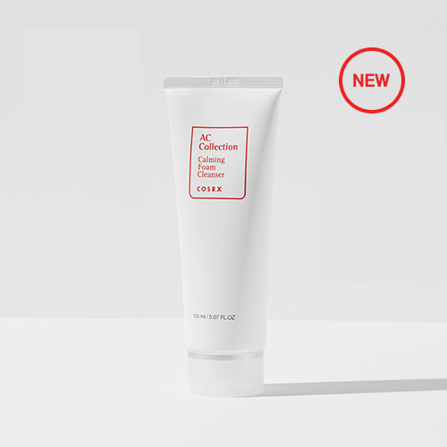 COSRX,AC_Collection_Calming_Foam_Cleanser