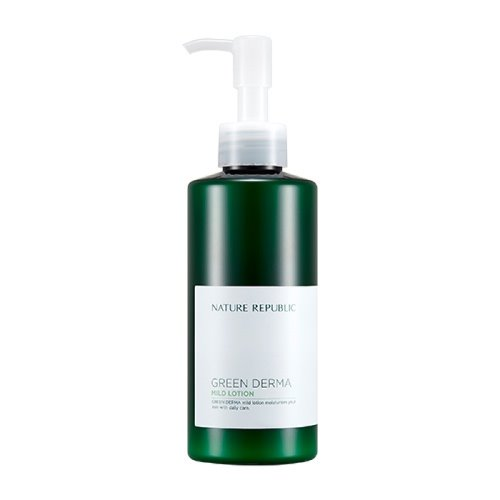 NATURE REPUBLIC,Green Derma Mild Lotion
