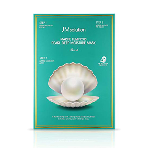 JM_solution,Marine_Luminous_Pearl_Deep_Moisture_Mask
