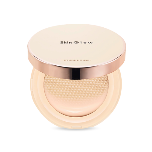 etude house,skin glow essence cushion