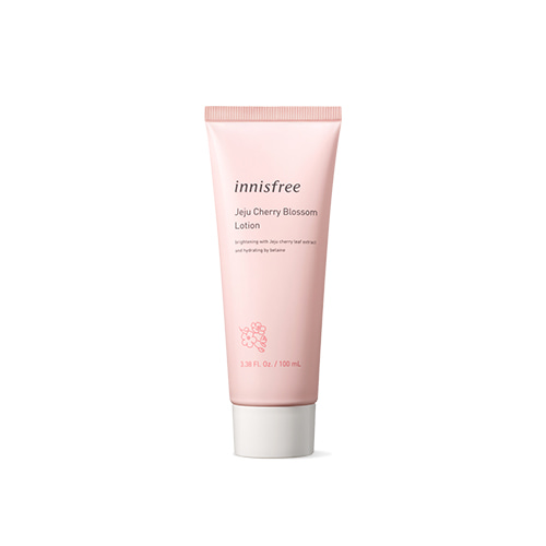 innisfree,jeju cherry blossom lotion