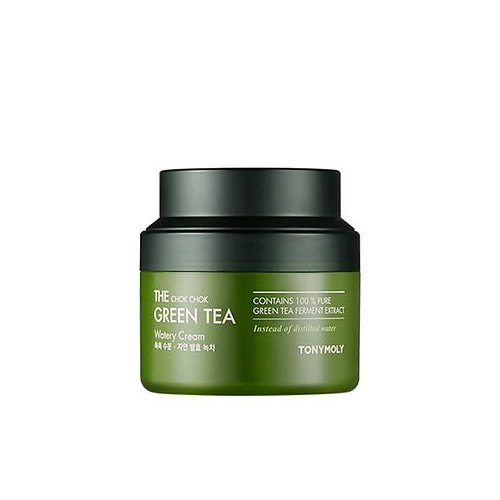 tonymoly,the chok chok green tea watery cream big size