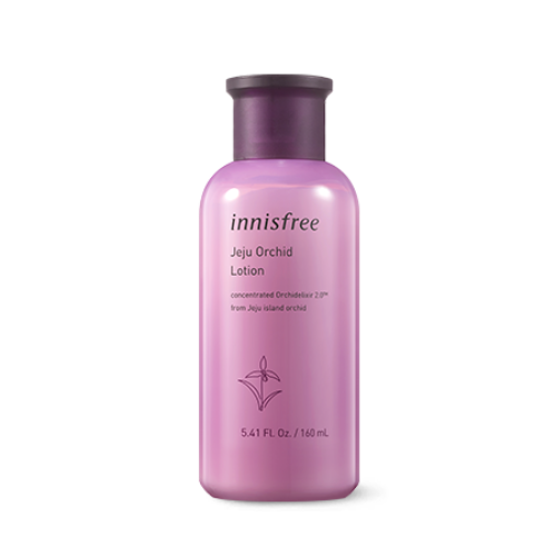 innisfree,jeju orchid lotion
