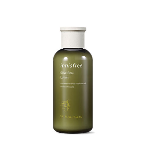innisfree,olive real lotion