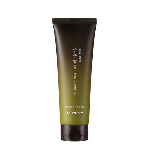 tonymoly,from ganghwa,pure artemisia real cleansing foam