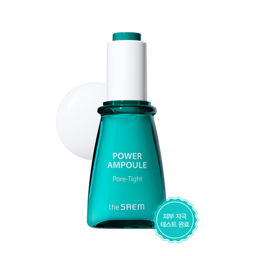 the saem,power ampoule pore tight