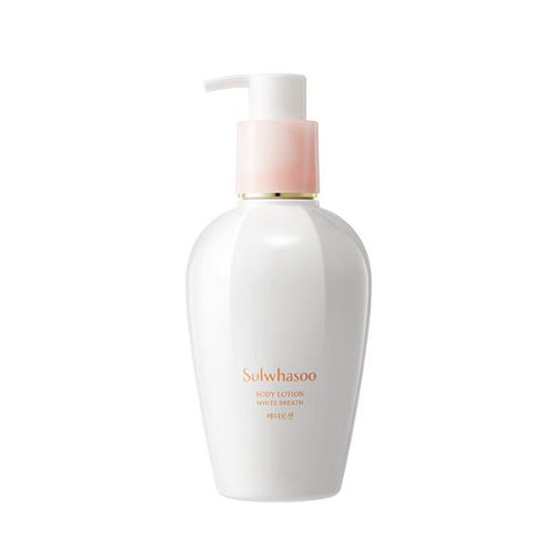 sulwhasoo,body lotion white breath