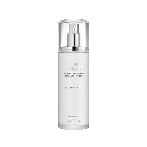 missha,time revolution the first treatment essence lotion