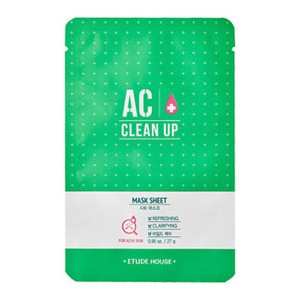 AC Clean Up, Sheet Mask