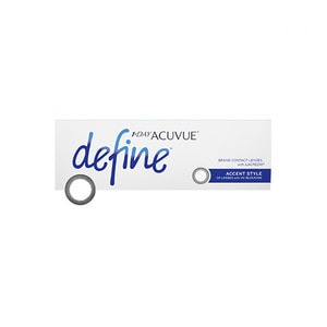 ACUVUE,Color lens