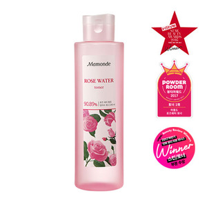 MAMONDE,Rose Water Toner
