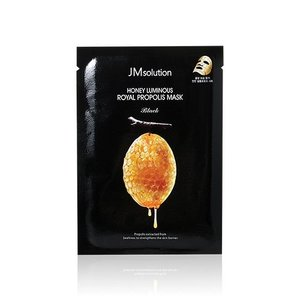 JM_solution,Honey_Luminous_Royal_Propolis_Mask