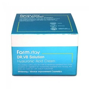 Farmstay,DR-V8 Solution Hyaluronic Acid Cream