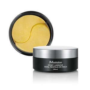 JM solution,Honey Luminous Royal Propolis Eye Patch Black