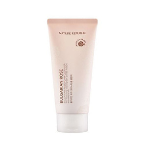 NATURE REPUBLIC,Bulgarian Rose Moisture Foam Cleanser