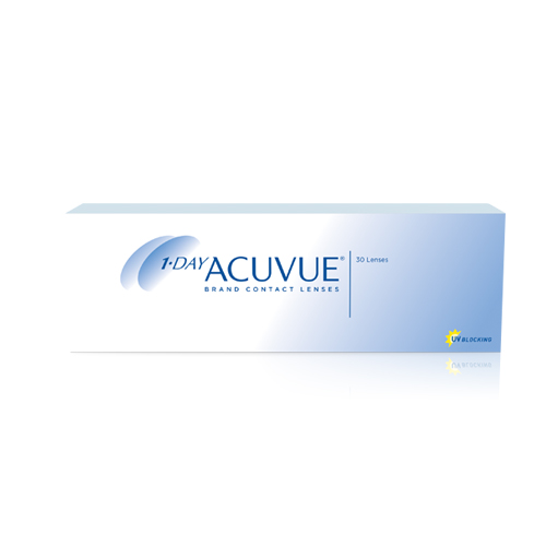 ACUVUE,Clear lens