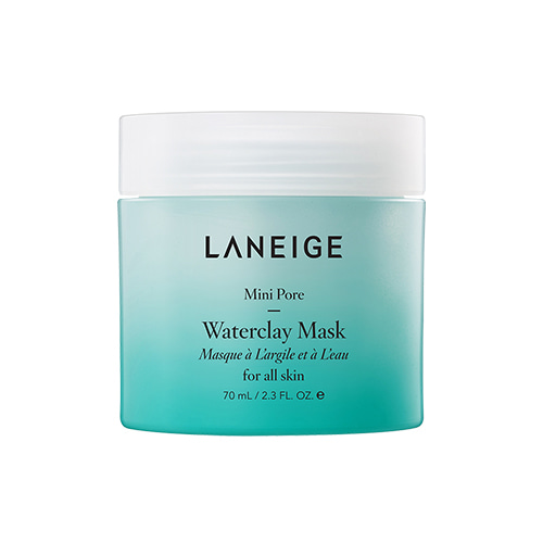 laneige,mini pore waterclay mask