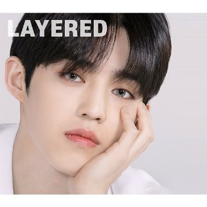 ao+,seventeen scoups layered gray