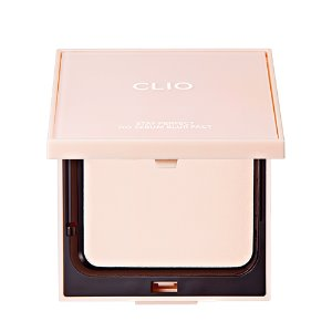 clio,stay perfect no sebum blur pact