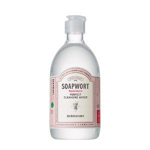 dermatory,hypoallergenic perfect cleansing water
