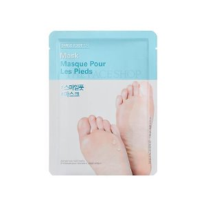 the face shop,smile foot mask