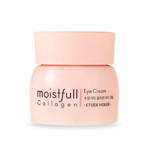 etude house,moistfull collagen eye cream