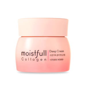 etude house,moistfull collagen deep cream