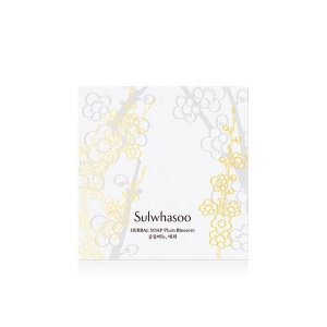 sulwhasoo herbal soap,plum blossom