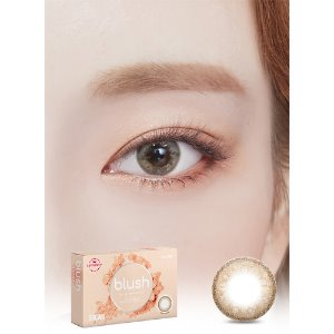 lensvery,blush brown