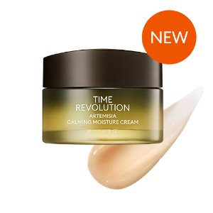 missha,time revolution artemisia calming moisture cream