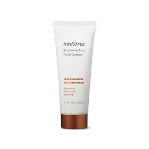 innisfree,brightening pore facial cleanser