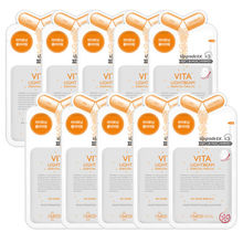 Mediheal Vita lightbeam Essential Mask EX 24ml*10pcs