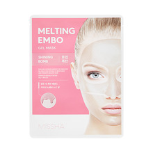 MISSHA_Melting_Embo_Gel_Mask,Shiningl_Bomb