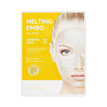 MISSHA_Melting_Embo_Gel_Mask,Nourishing_Bomb