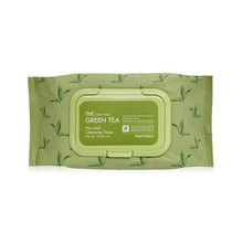 TONYMOLY,The_Chok_Chok_Green_Tea_No_Wash_Cleansing_Tissue