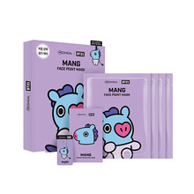 Mediheal,bt21 mang face point mask