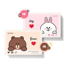 MISSHA,Color_Filter_Shadow_Palette_LINE_FRIENDS
