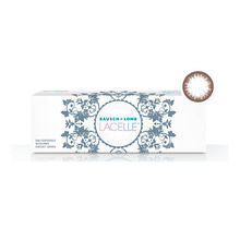 bausch&lomb,lacelle twinkle brown