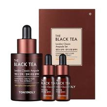 tonymoly,the black tea london classic ampoule set