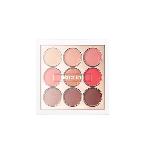tonymoly,perfect eyes mood eye palette