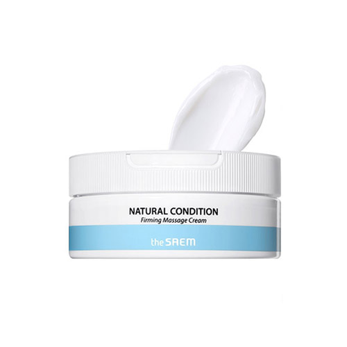 the saem,natural condition firming massage cream