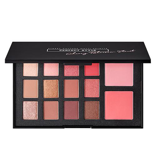 tonymoly,perfect style street culture multi palette