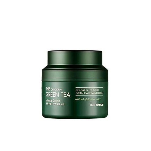 tonymoly,the chok chok green tea intense cream big size